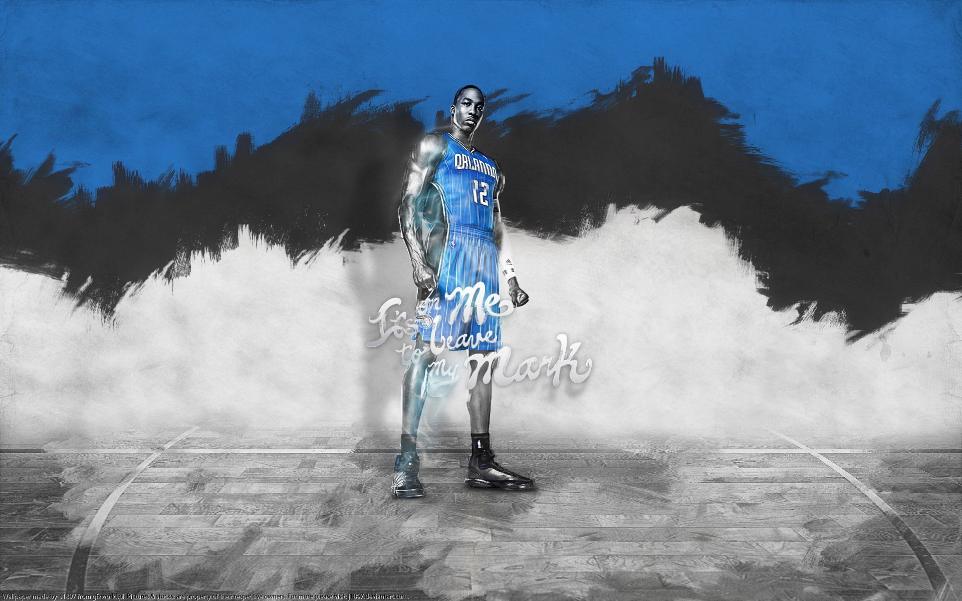 Dwight Howard by J1897