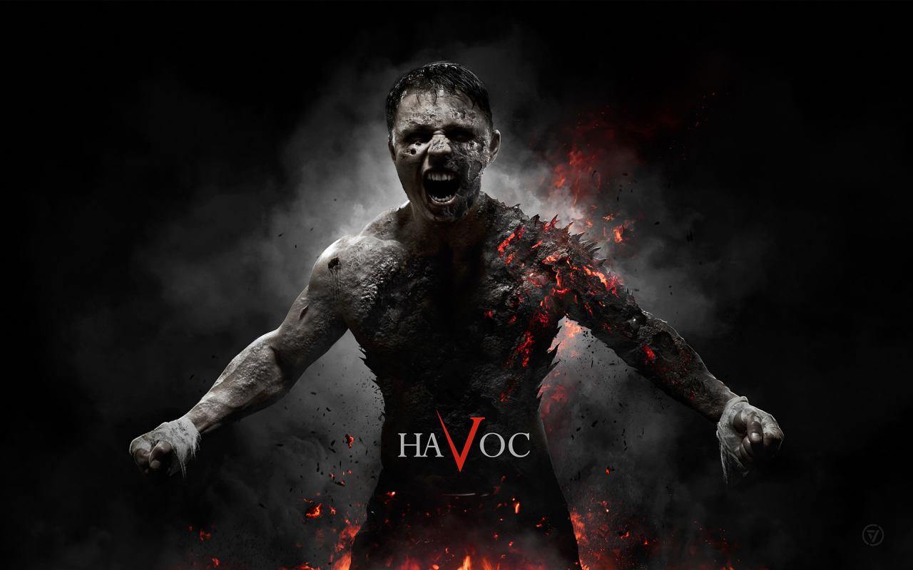 Havoc for 1280 x 800 widescreen resolution
