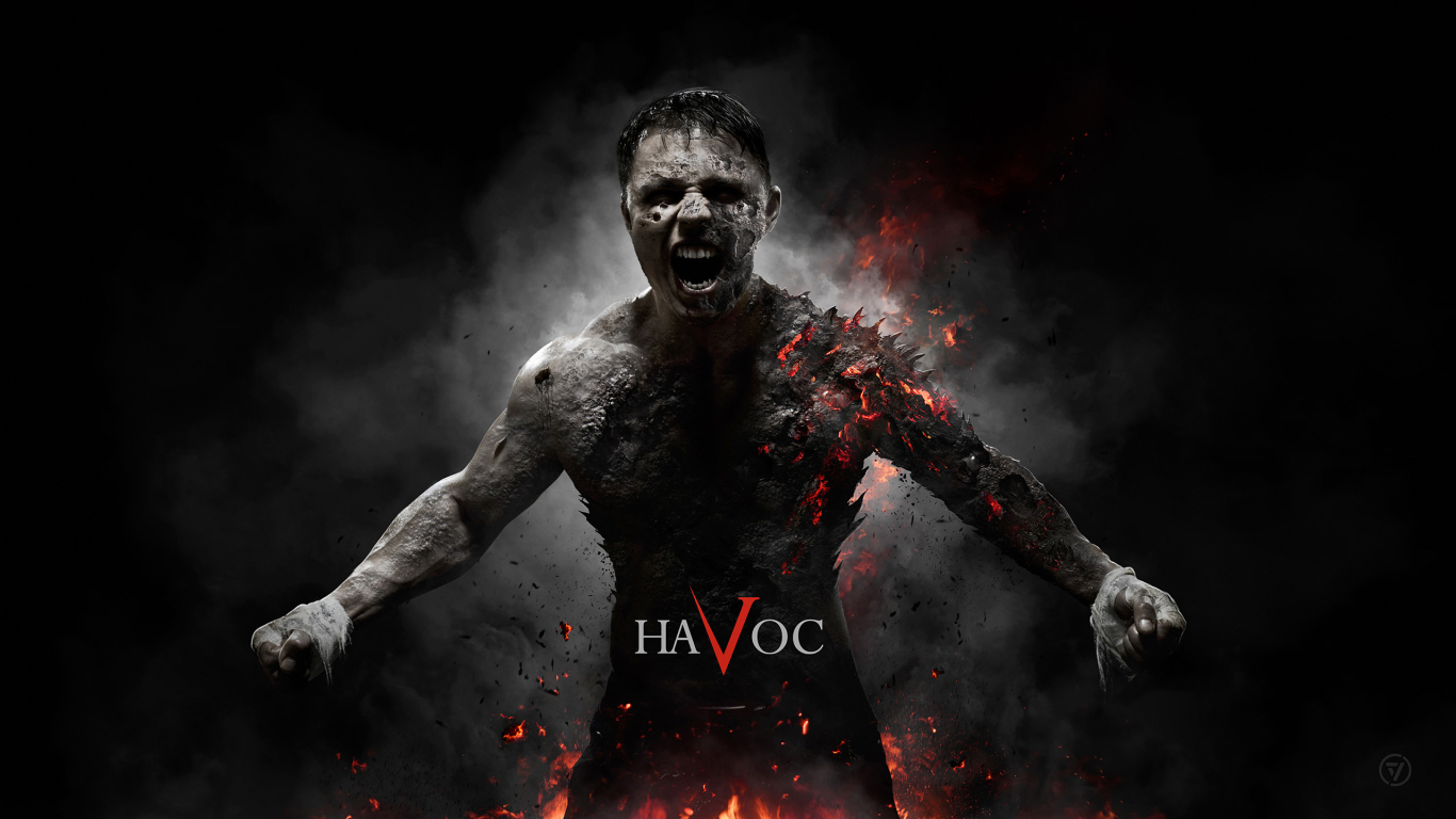 Havoc for 1366 x 768 HDTV resolution
