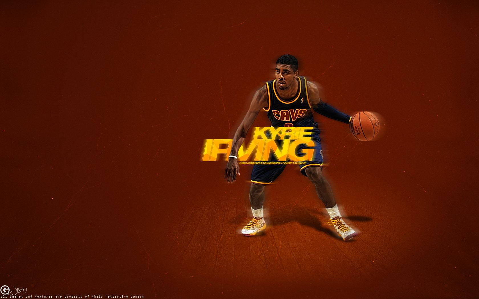 Kyrie Irving by J1897