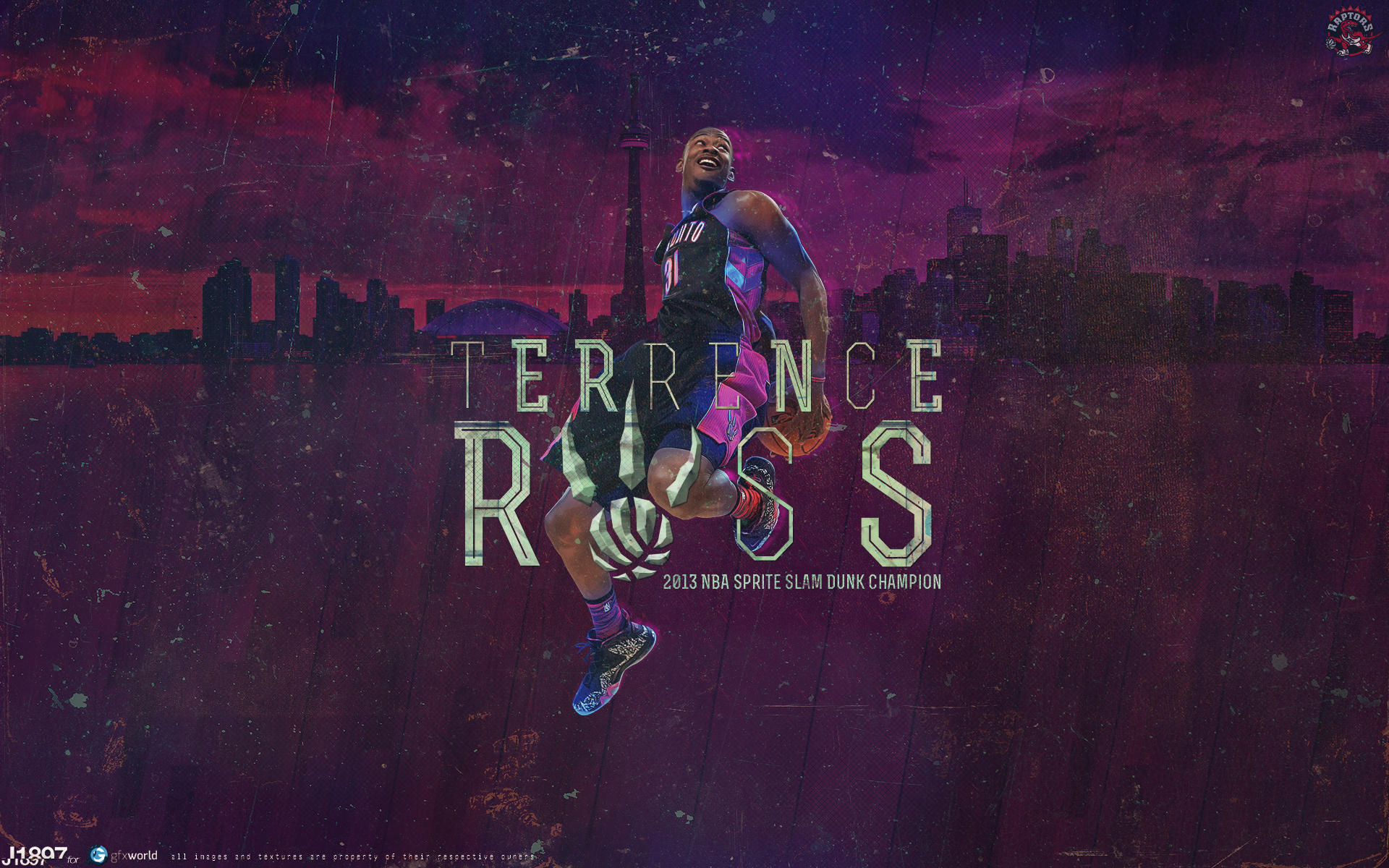 Terrence Ross by J1897