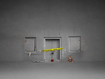 Crime Scene Wallpaper