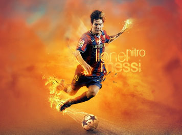 Lionel Messi Wallpaper