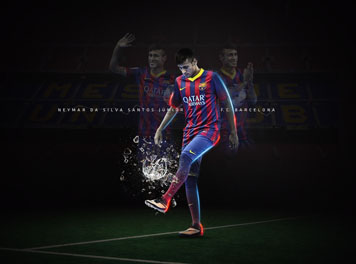 Neymar Jr. Wallpaper