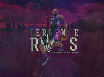 Terrence Ross Wallpaper